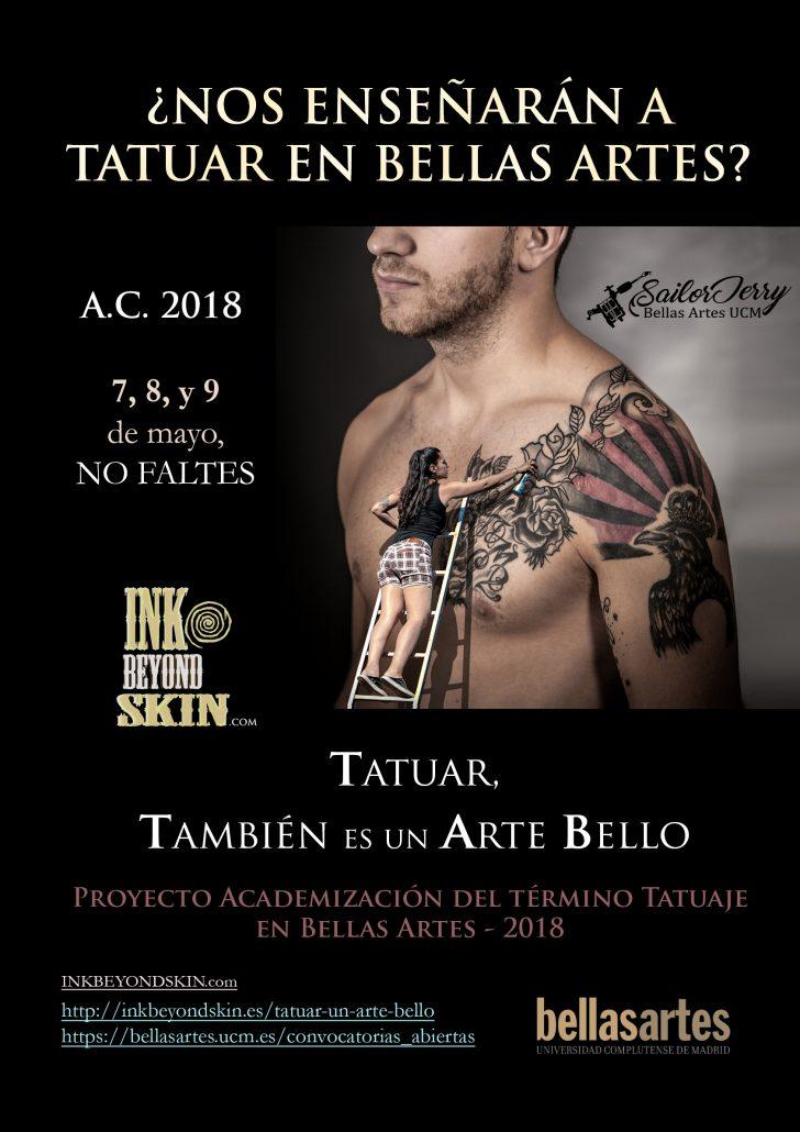 Tatuar también es un Arte Bello